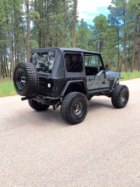 chevy 53 in jeep yj autos post. Black Bedroom Furniture Sets. Home Design Ideas