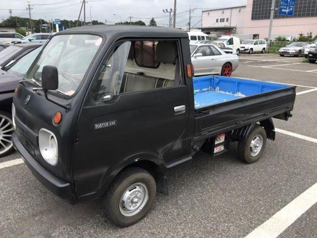 1988 mazda porter cab japanese mini truck kei rhd. Black Bedroom Furniture Sets. Home Design Ideas