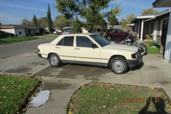 1988 mercedes benz 190e runs good interior good shape ac for 1988 mercedes benz 190e