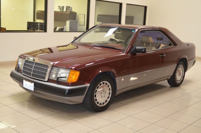 1988 mercedes benz 300ce base coupe 2 door 3 0l for 1988 mercedes benz 300ce
