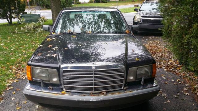 1988 mercedes benz 420sel base sedan 4 door 4 2l for 1988 mercedes benz 420sel