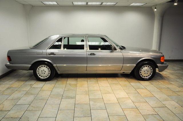 1988 mercedes benz 560 series 560sel