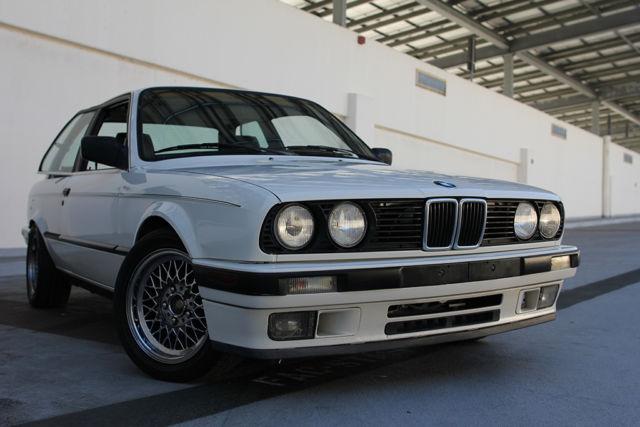 1989 BMW 325i S52 E30 M3 6 Speed