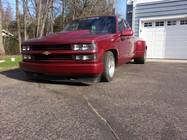1989 Chev 1500 Ext Cab Lowrider With 383 Stroker Motor