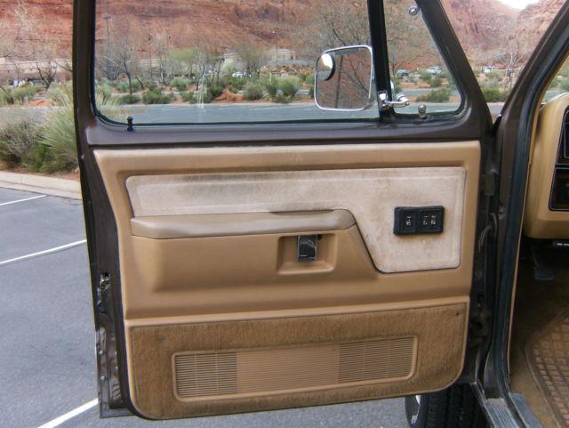1989 Dodge Ram LE 1st  Gen  Cummins 12 Valve Diesel 4x4 350, LOW