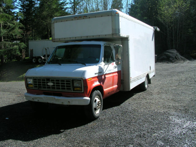 Volkswagen Vanagon C er Passenger Van Pic X furthermore Chevrolet Chevy Van Classic additionally Px Ford Aerostar Lwb likewise Ford E Econoline Box Truck Delivery Van Ex Uhaul Diesel Automatic together with F Ba B Ccfa Feafe D A E. on 1989 ford econoline camper van