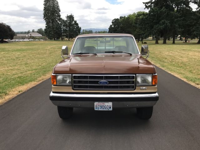 1989 Ford F 250 Extended Cab Xlt Lariat