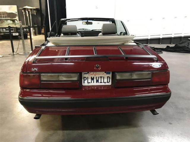1989 Mustang Coupe Quarter Windows