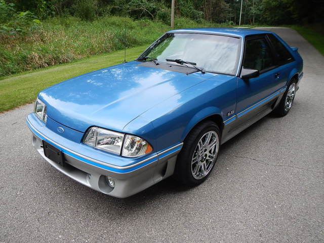 1989 ford mustang gt only 50k original miles very nice like 87 88 90 91 92 93. Black Bedroom Furniture Sets. Home Design Ideas
