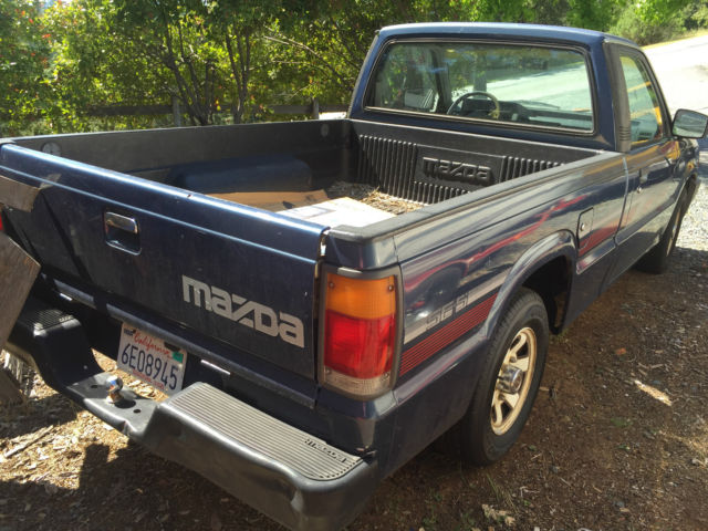 1989 Mazda B2200 2dr Truck For Sale