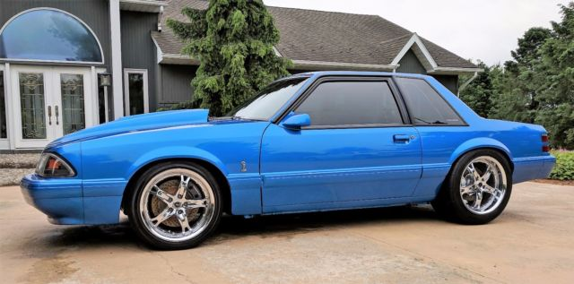 1989 mustang coupe mini tubbed notchback. Black Bedroom Furniture Sets. Home Design Ideas