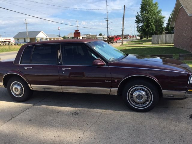 Oldsmobile Regency Brougham Only Miles