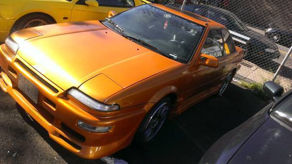 1989 toyota corolla gts trueno body kit manual 5spd body almost supra race trd classic cars and vintage cars for sale classifieds archive
