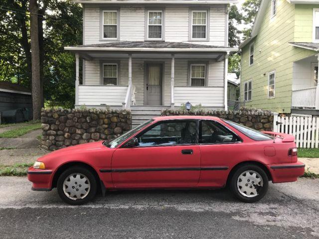 1990 Acura Integra RS - 205 k miles- great shape!