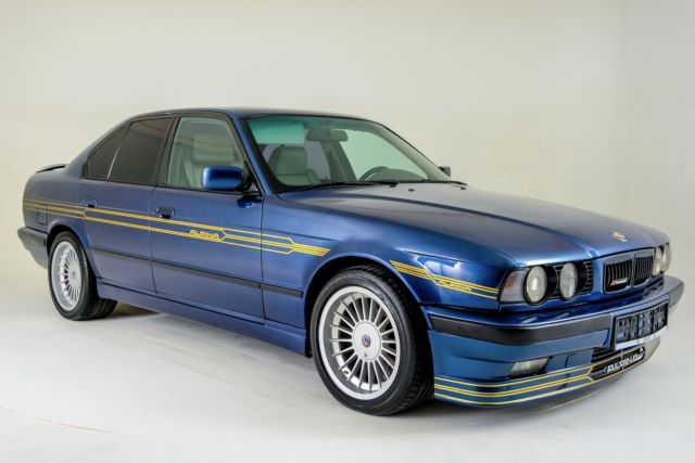 1990 Bmw Alpina B10 Bi