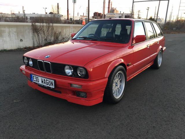1990 Bmw E30 Wagon Rhd