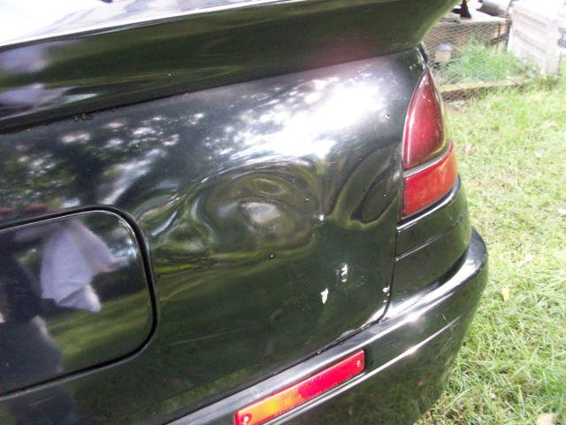 1990 JEEP EAGLE TALON SPORTS CAR BARN FIND DRIFTING HONDA