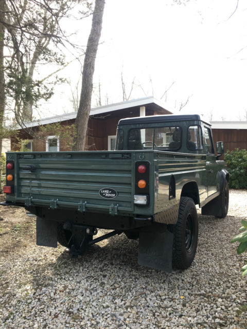 1990 Land Rover Defender 110 Hcpu Lhd 2 5td