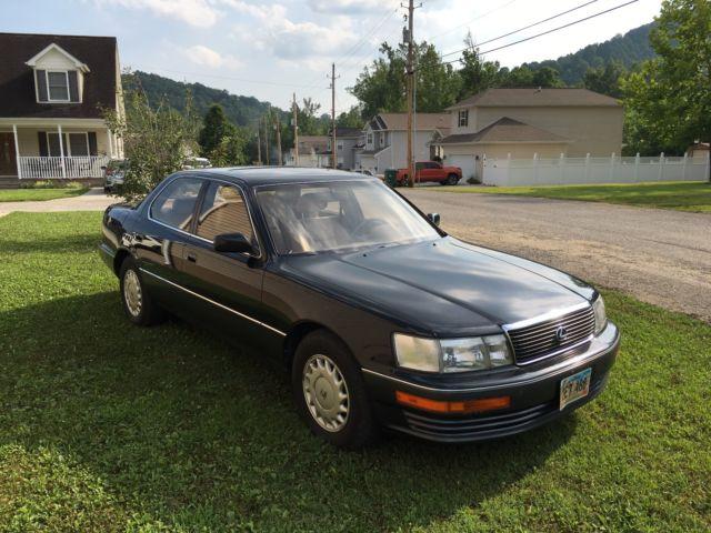 1990 lexus ls 400 excellent condition classic car. Black Bedroom Furniture Sets. Home Design Ideas