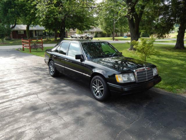 1990 mercedes benz 300e 4matic sedan 4 door 3 0l for 1990 mercedes benz 300e for sale