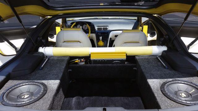 1990 Nissan 300zx Stillen Body Custom Interior