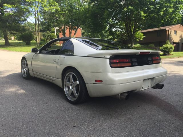 1990 nissan 300zx twin turbo no reserve. Black Bedroom Furniture Sets. Home Design Ideas