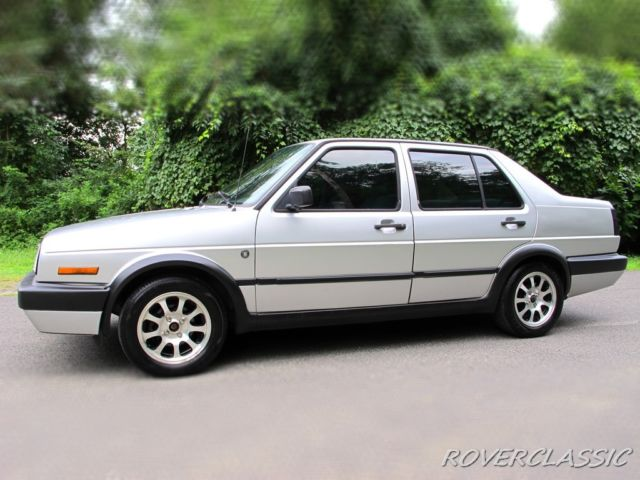 1990 volkswagen jetta 79 367 original miles wolfsburg. Black Bedroom Furniture Sets. Home Design Ideas