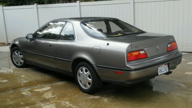 1991 acura legend rare clean 2 door coupe new leather 2 tone interior new tires. Black Bedroom Furniture Sets. Home Design Ideas
