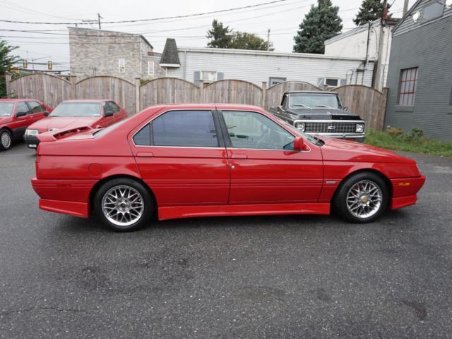 Images Of 1991 Alfa Romeo 164 Calto