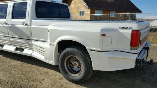 Used Cars Evansville In >> 1991 Ford F350 Lariat Roll-A-Long Like Centurion