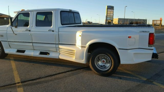 Used Cars Evansville In >> 1991 Ford F350 Lariat Roll-A-Long Like Centurion Hauler Dually