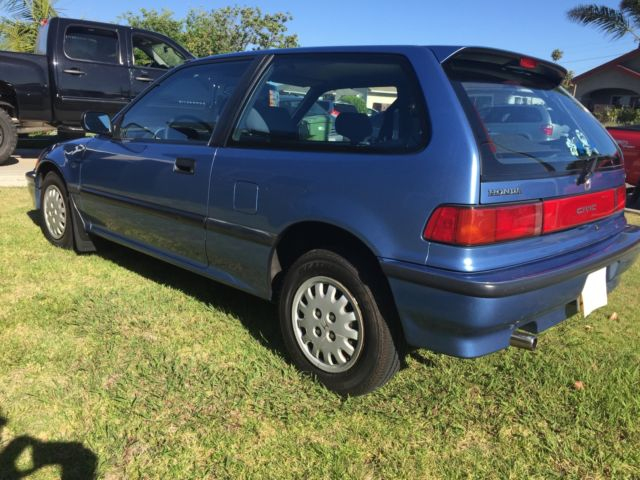 1991 honda civic dx 2door hatchback. Black Bedroom Furniture Sets. Home Design Ideas