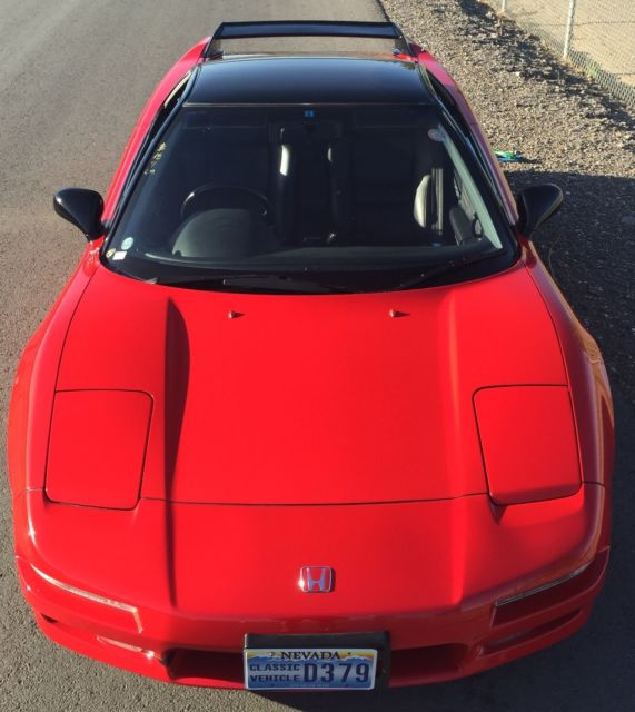 1991 Honda NSX Right Hand Drive (not An Acura NSX
