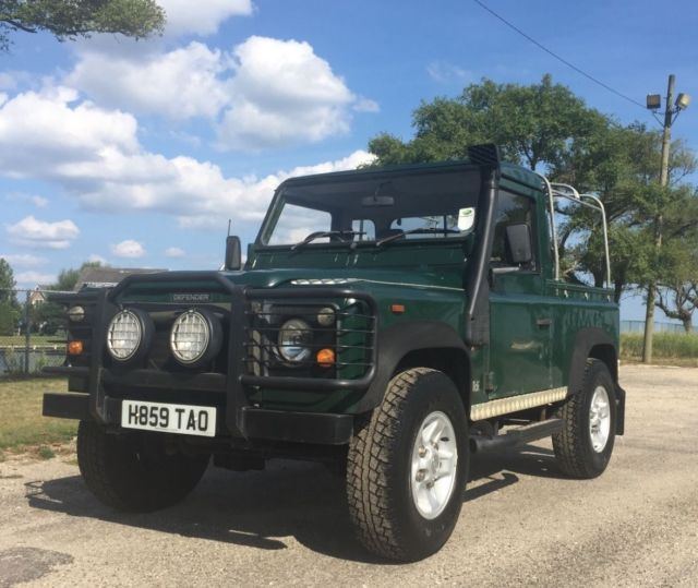 1991 Land Rover Defender 90 200 TDI FREE SHIPPING