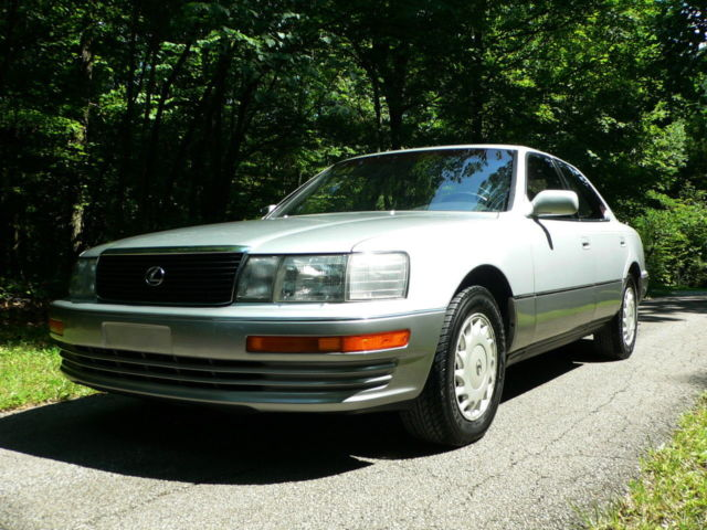 1991 lexus ls400 owned by me for 24 years. Black Bedroom Furniture Sets. Home Design Ideas