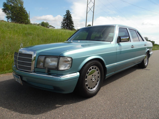 1991 mercedes benz 420sel 420 sel similar to bmw jaguar for 1991 mercedes benz 420sel