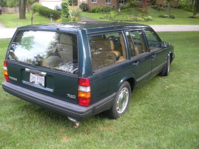 92168 1991 Volvo 740 Wagon
