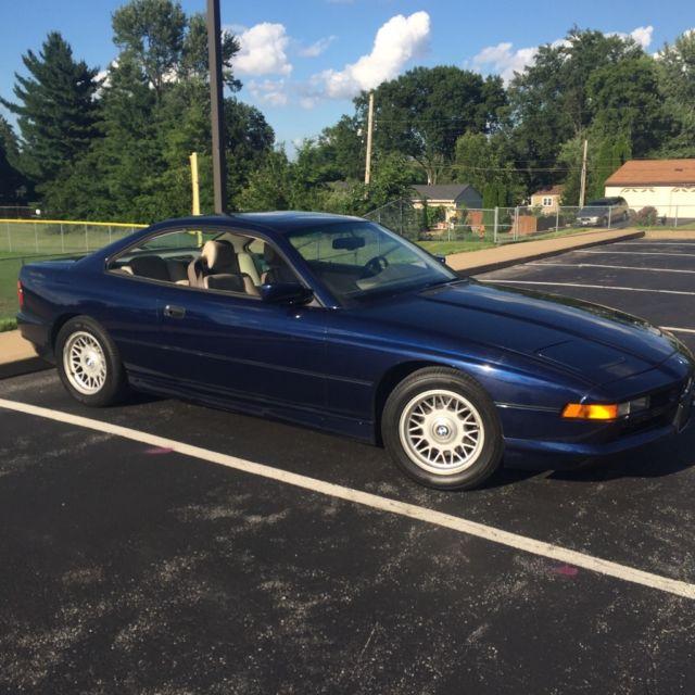1992 BMW 850i V12 Excellent Shape