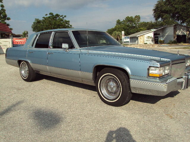 1992 cadillac fleetwood brougham. Cars Review. Best American Auto & Cars Review