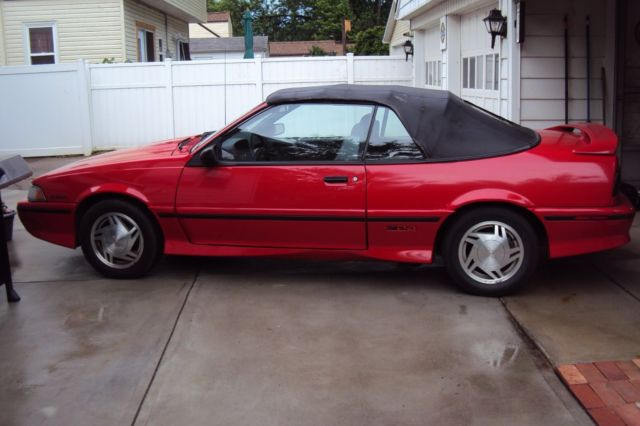 1992 chevrolet cavalier z24 convertible classic cars and vintage cars for sale classifieds archive