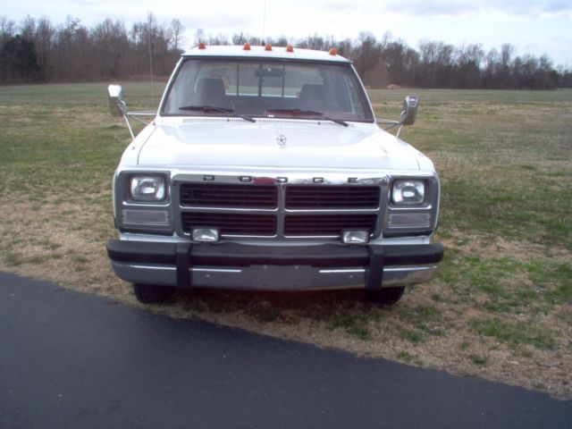 1992 dodge ram 3500 le cummis diesel dually. Cars Review. Best American Auto & Cars Review
