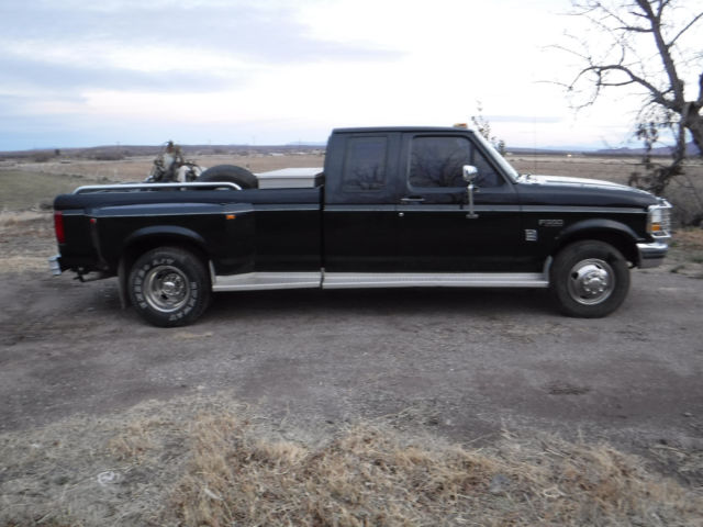 1992 ford f 350 dually. Black Bedroom Furniture Sets. Home Design Ideas