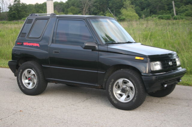 1992 Geo Tracker 4x4 Automatic Hard Top Like Suzuki