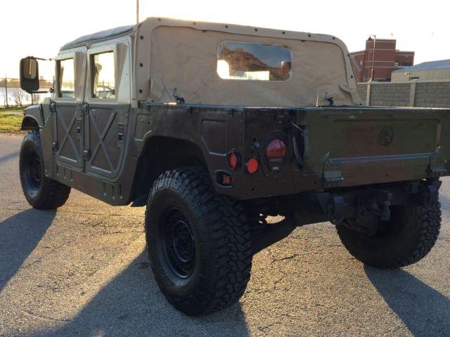 1992 Humvee M988 Hummer H1 Safari Wagon
