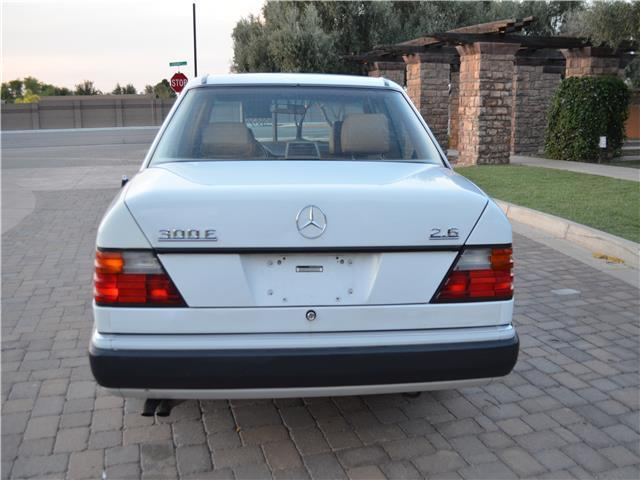 1992 mercedes benz 300 series 300e 2 owner palm springs car from new. Cars Review. Best American Auto & Cars Review