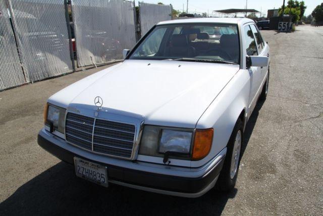 1992 mercedes benz 300e automatic 6 cylinder no reserve for 1992 mercedes benz 300e