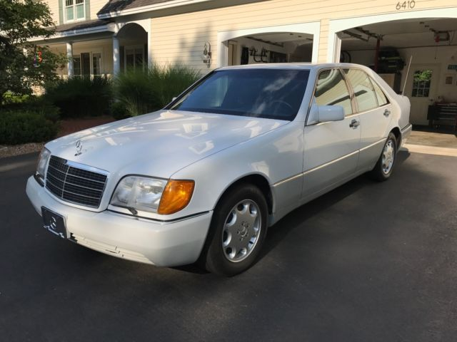 1992 mercedes benz 300sd s500 s class diesel for 1992 mercedes benz 300sd