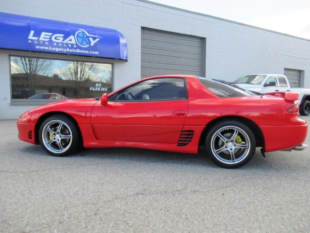 Used Cars Boise Idaho >> 1992 Mitsubishi 3000GT VR4 AWD Twin Turbo