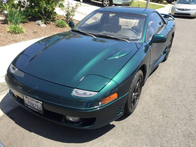 1992 Mitsubishi 3000gt Vr4 Twin Turbo Awd