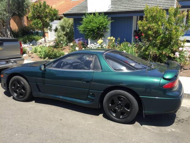 1992 mitsubishi 3000gt vr4 twin turbo awd